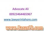 Advocate Ali, Best Family Lawyer In Lahore For Court Marriage, Divorce, Khula Etc