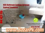 Bathroom Leakage Treatment Karachi
