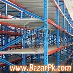 Leading Engineering Industry Of The Country, Waseem Iron Works(racks-shelves)