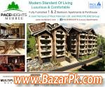 Paceheights Apartments Patriata Murree
