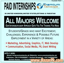 Paid Internships For Female Students Only