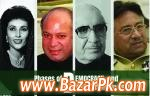 Phases Of Democracy And Dictatorship In Pakistan